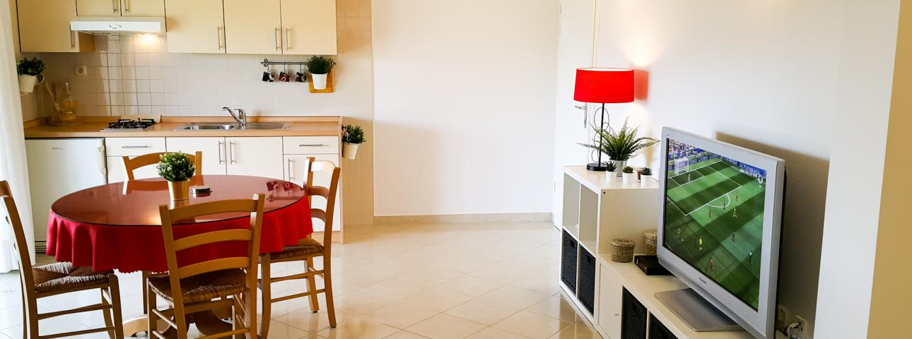 Apartment A4 4+2